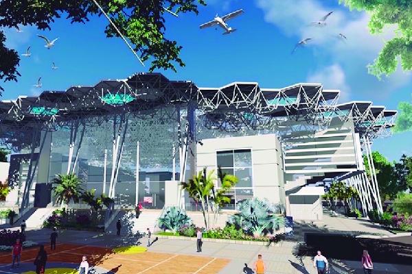 Estadio Elias Chegwin