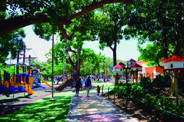 Parque Surisalcedo